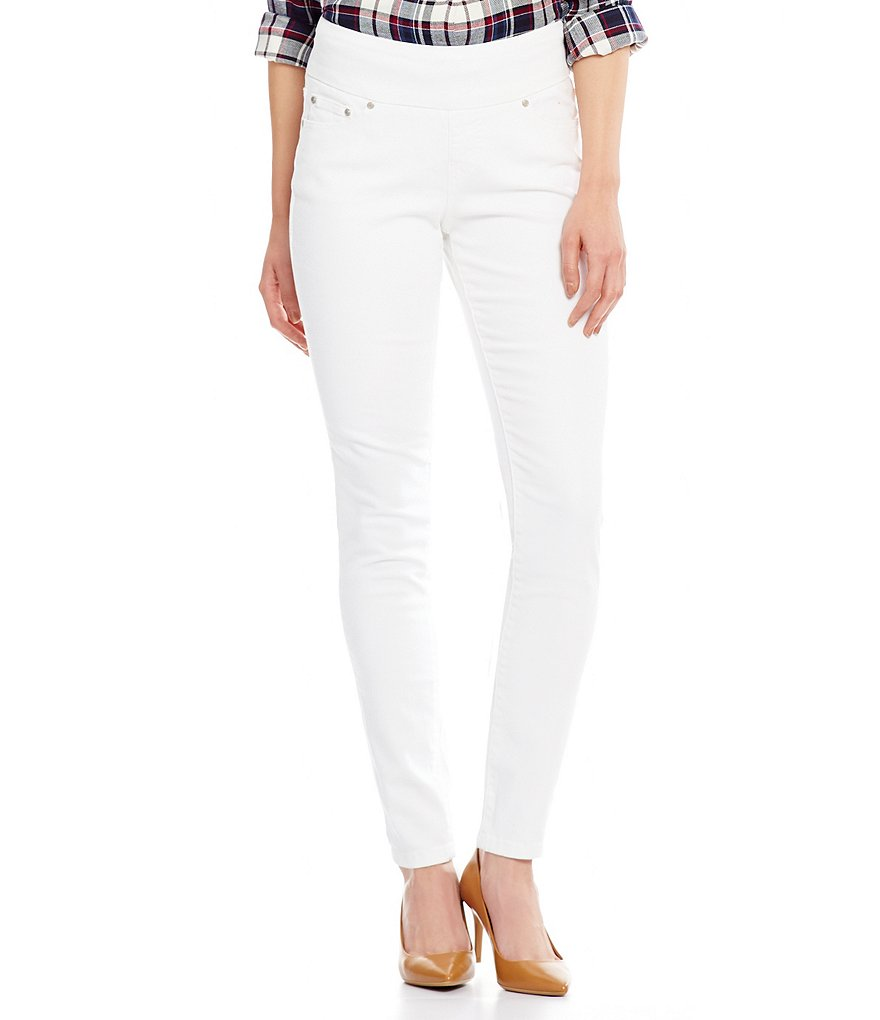 Jag Jeans Nora Skinny Pull-On Jeans