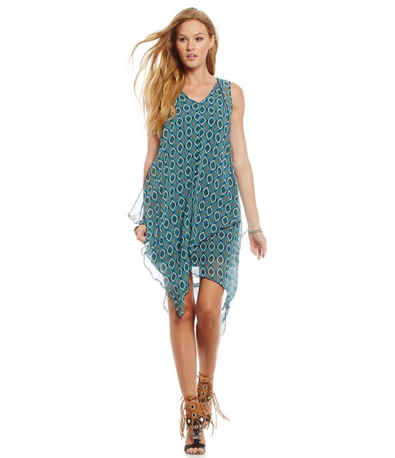 kensie Ellipse Dress