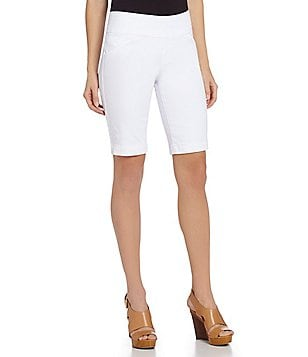 Jag Jeans Ainsley Pull-On Bermuda Shorts