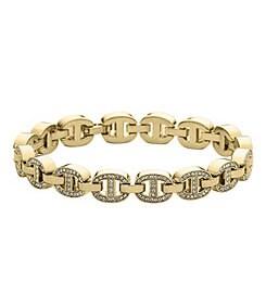 Michael Kors Pave Maritime Link Tennis Bracelet
