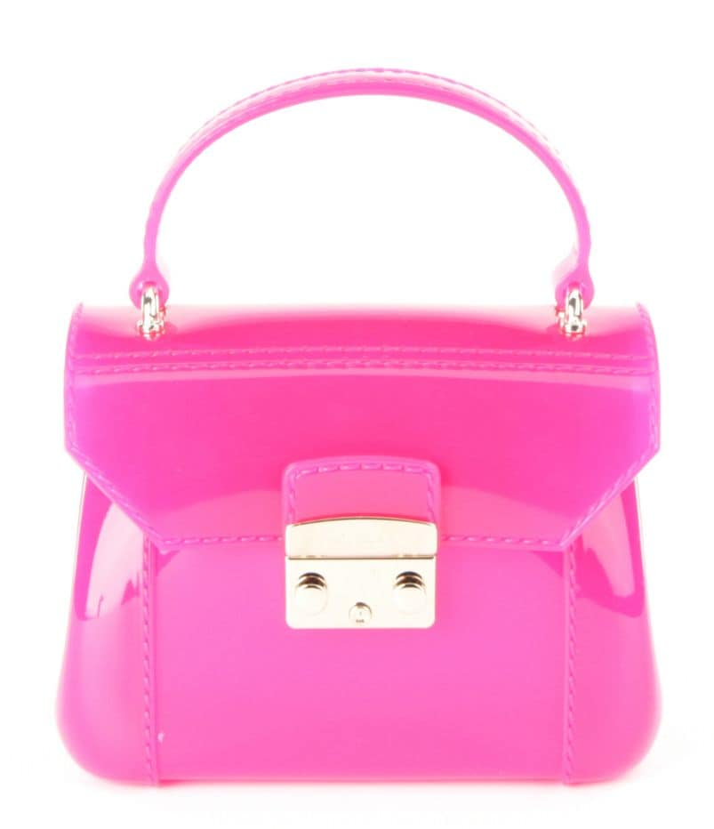 Furla Candy Bon Bon Mini Cross-Body Bag