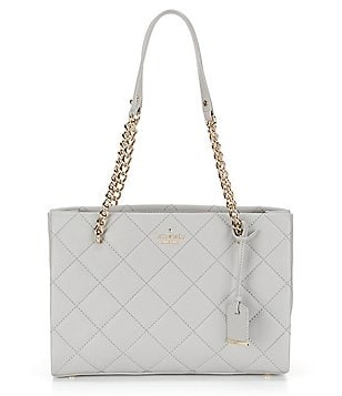 kate spade new york Emerson Place Small Phoebe Quilted Chain Strap Satchel