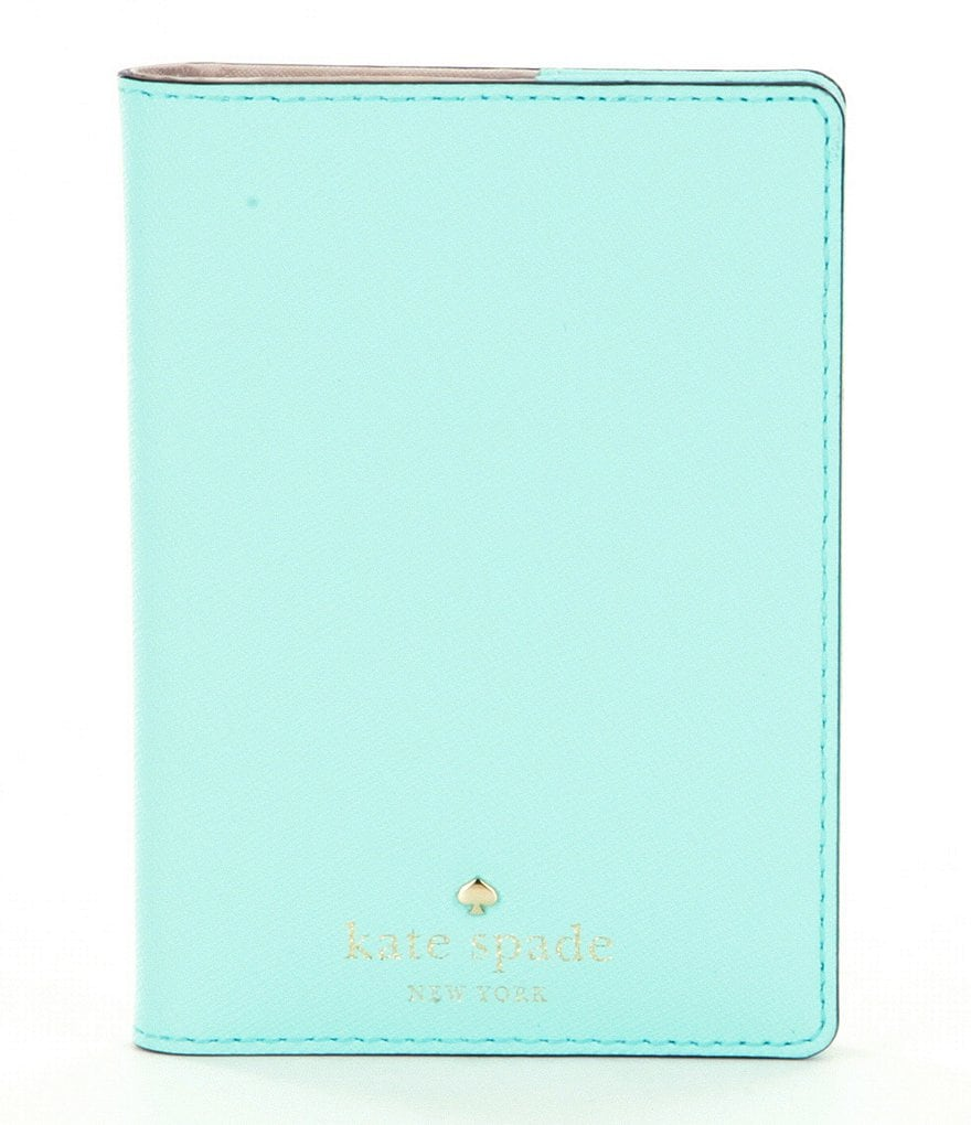 kate spade new york Cedar Street Leather Passport Holder