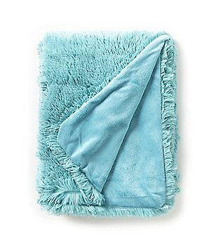 Studio D Shagalicious Lightweight Reversible Throw