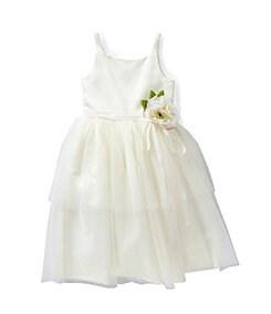 Us Angels 2T-6X Ballerina Satin Dress