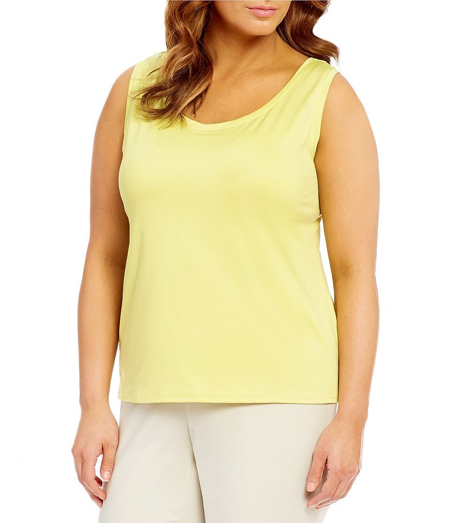Peter Nygard Plus Power Stretch Tank