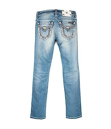 Miss Me 7-16 Skinny-Fit Denim Jeans