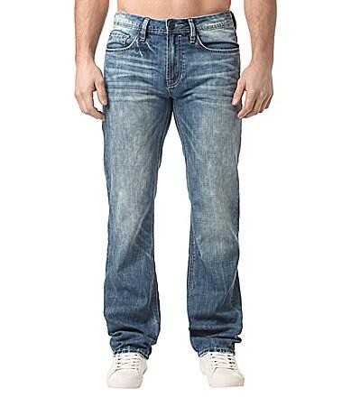 Buffalo David Bitton Driven-X Straight Fit Jean