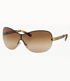 Michael Kors Grand Canyon Shield Sunglasses