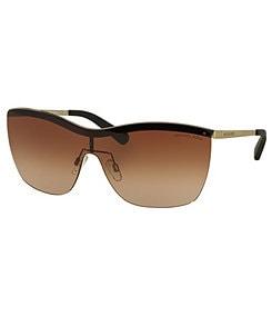 MICHAEL Michael Kors Paphos Shield Sunglasses