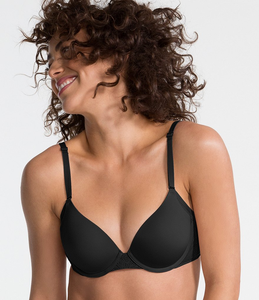 Spanx Pillow Cup Smoother Full-Coverage T-Shirt Bra