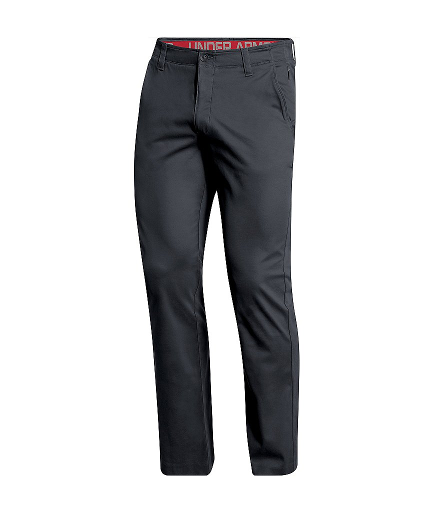 Under Armour Performance Straight-Leg Chino Pants