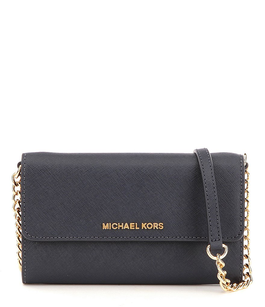 MICHAEL Michael Kors Jet Set Travel Large Phone Cross-Body Bag