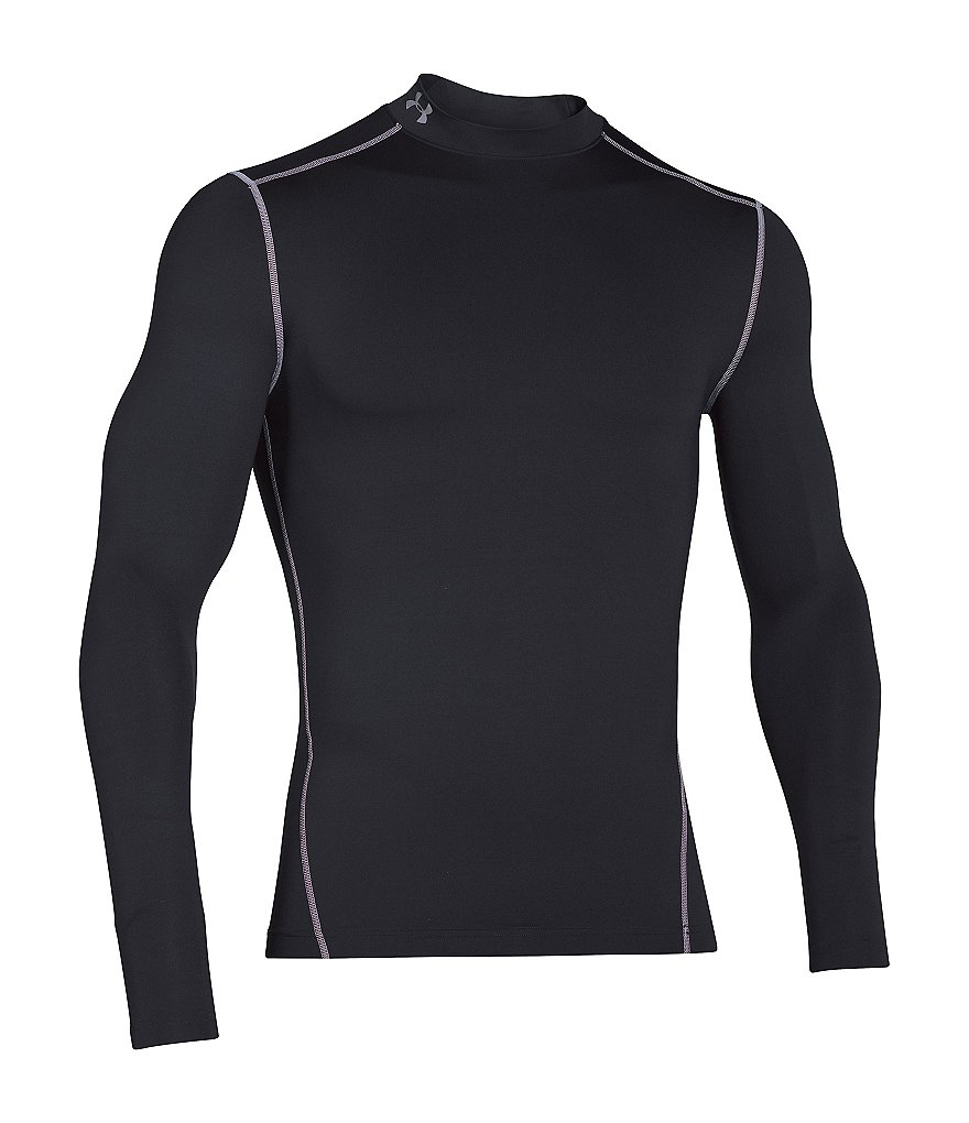 Under Armour Coldgear Armour Compression Mock Pullover