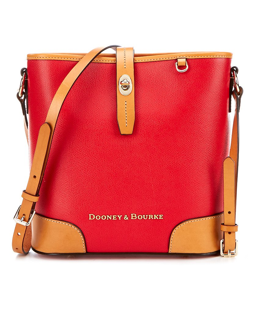 Dooney & Bourke Claremont Cross-Body Bucket Bag