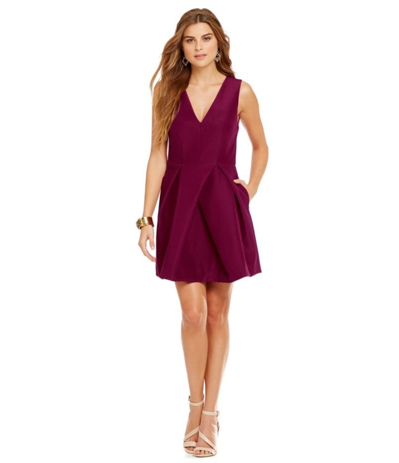 Keepsake Gone Girl Sheath Dress