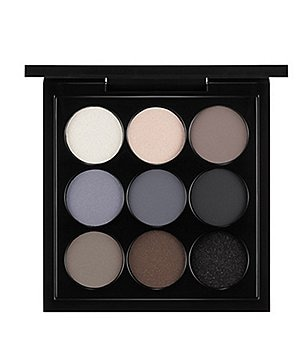 MAC Eye Shadow Palette x 9: Navy