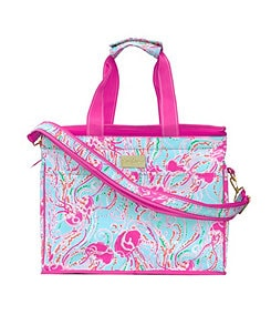 Lilly Pulitzer Jellies Be Jammin Insulated Cooler