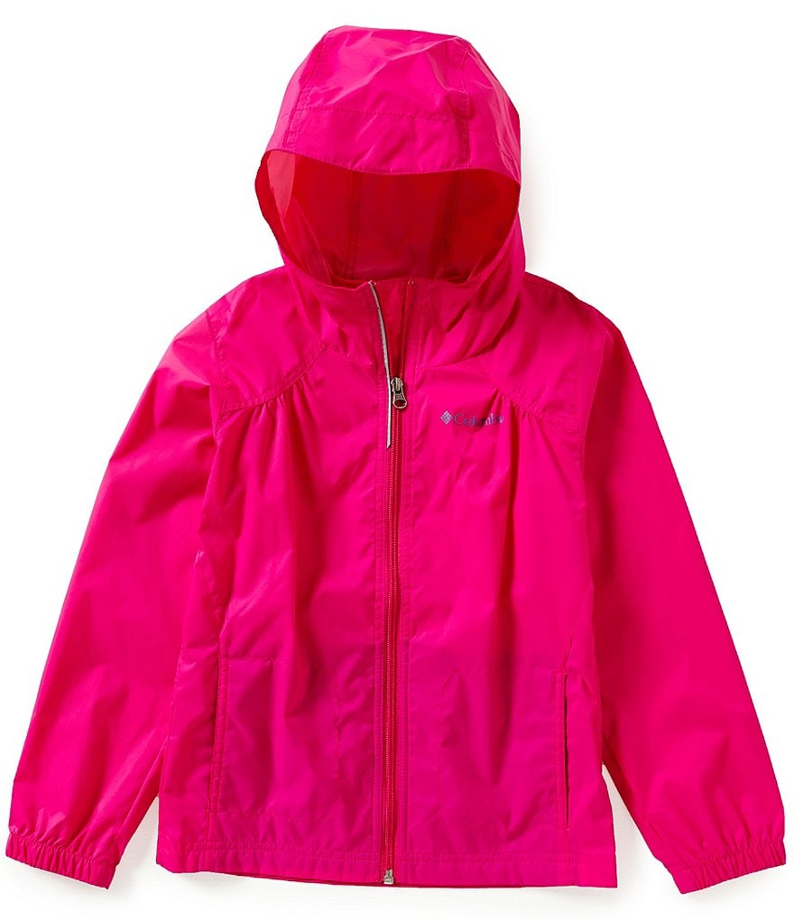 Columbia Big Girls 7-16 Switchback Rain Jacket