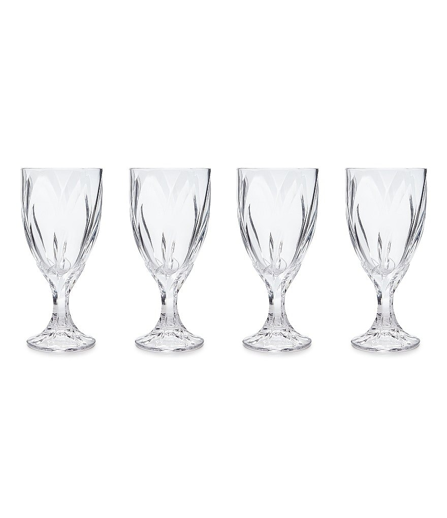 Noritake Breeze All-Purpose Goblets, Set of 4