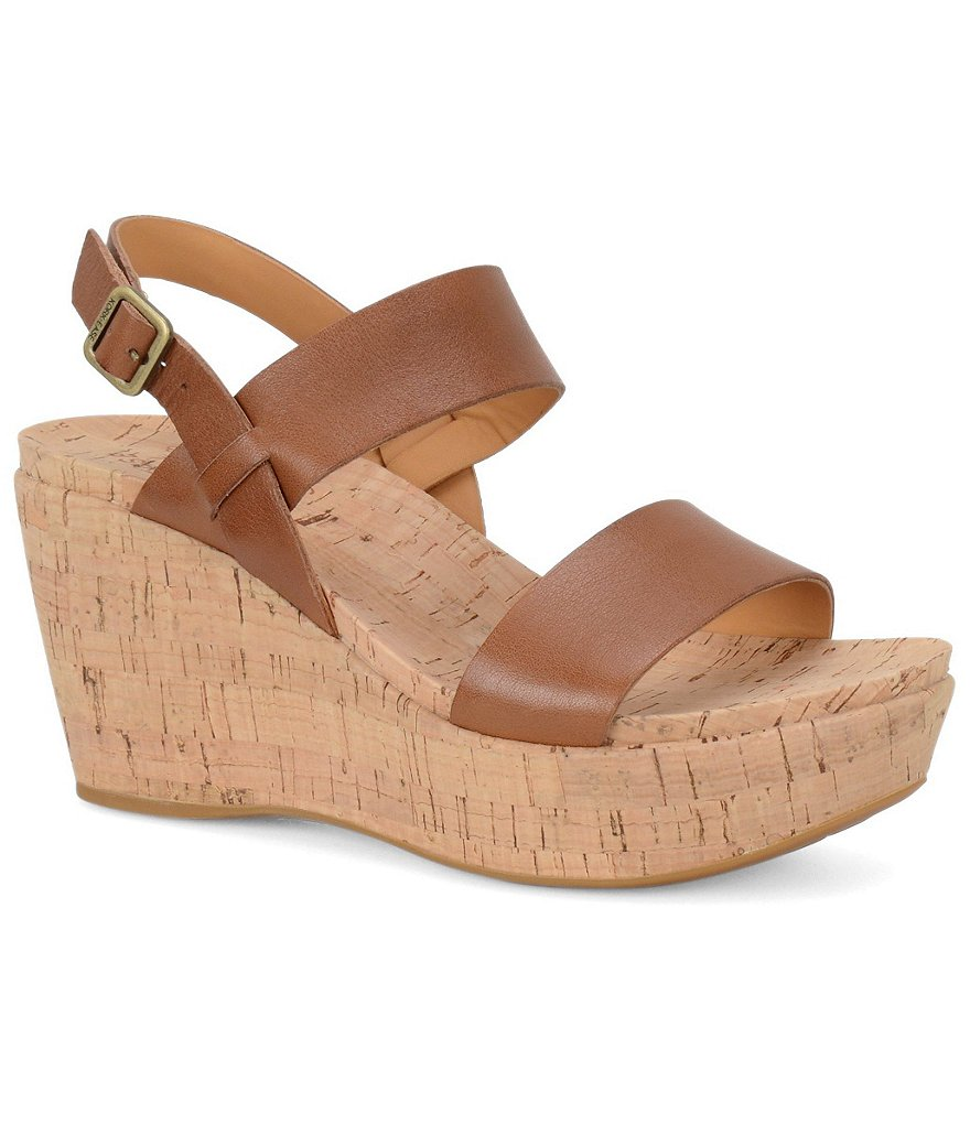 Kork-Ease Austin Wedge Sandals