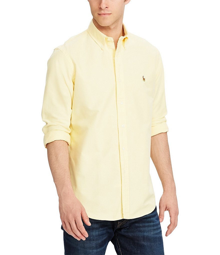 Polo Ralph Lauren Solid Oxford Shirt
