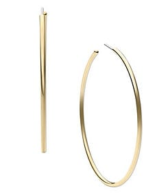 Michael Kors Large Hoop Earrings