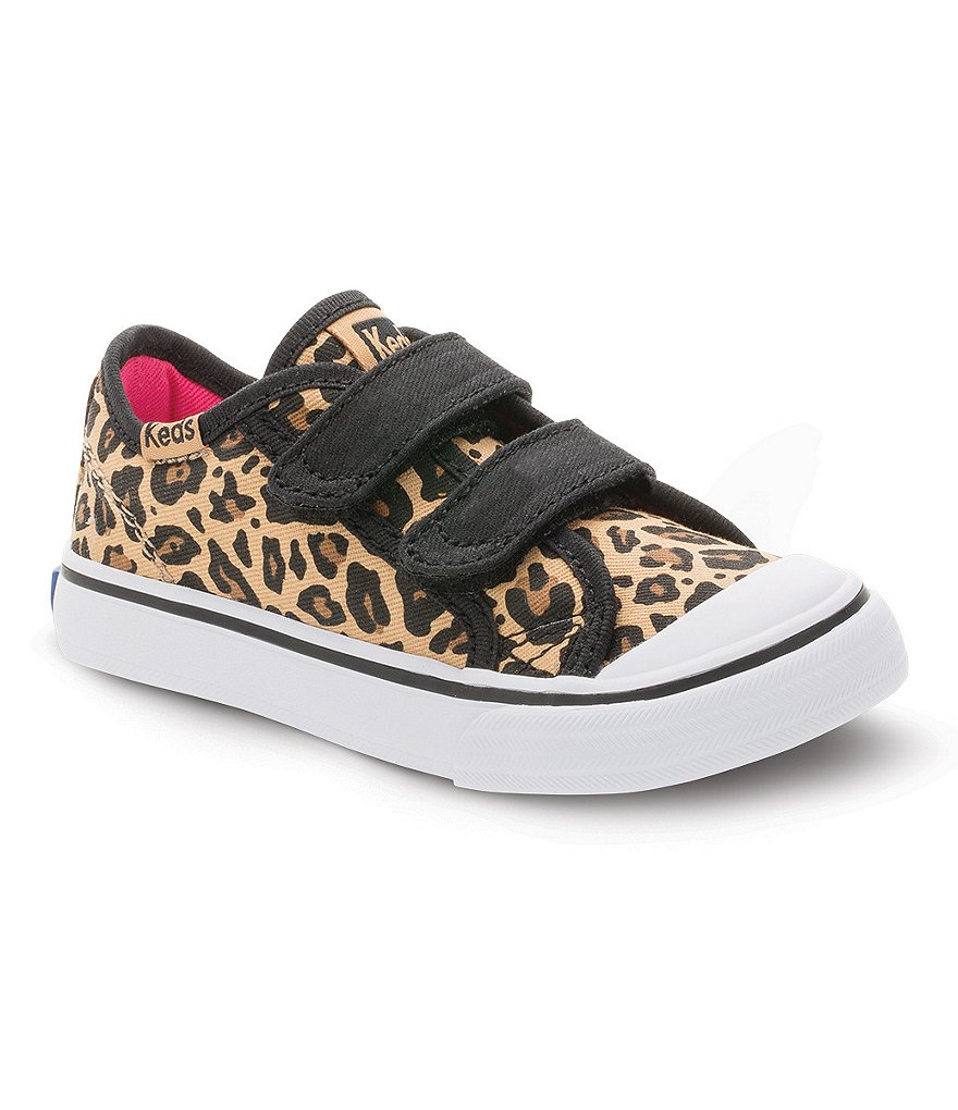 Keds Double Up Girls´ Leopard Sneakers