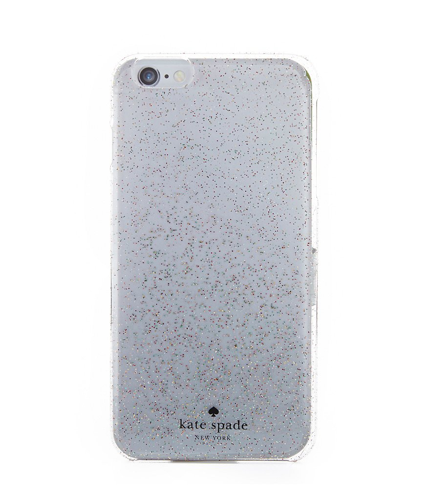 kate spade new york Multi Glitter iPhone 6 Case