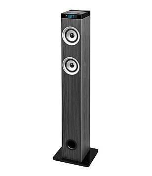 Innovative Technology Bluetooth Tower Stereo