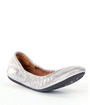 GB Girls Leed-Girl Metallic Flats