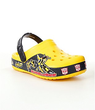Crocs Transformers Bumblebee Boys´ Clogs