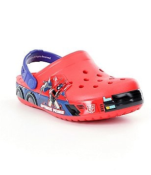 Crocs Transformers Optimus Prime Boys´ Clogs