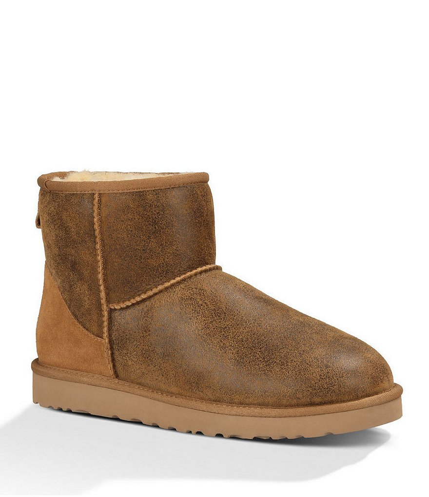 UGG® Men's Classic Mini Bomber Boots