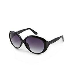 Jessica Simpson Glam Plastic Round Sunglasses