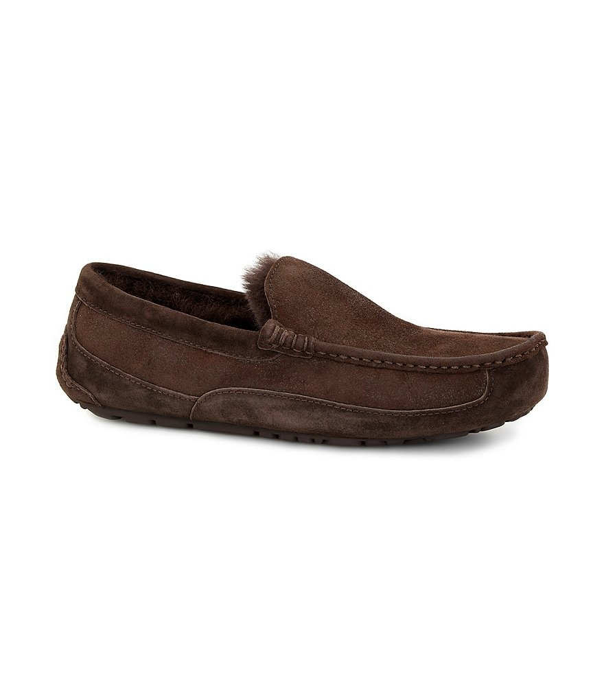 UGG® Men's Ascot Bomber Slippers