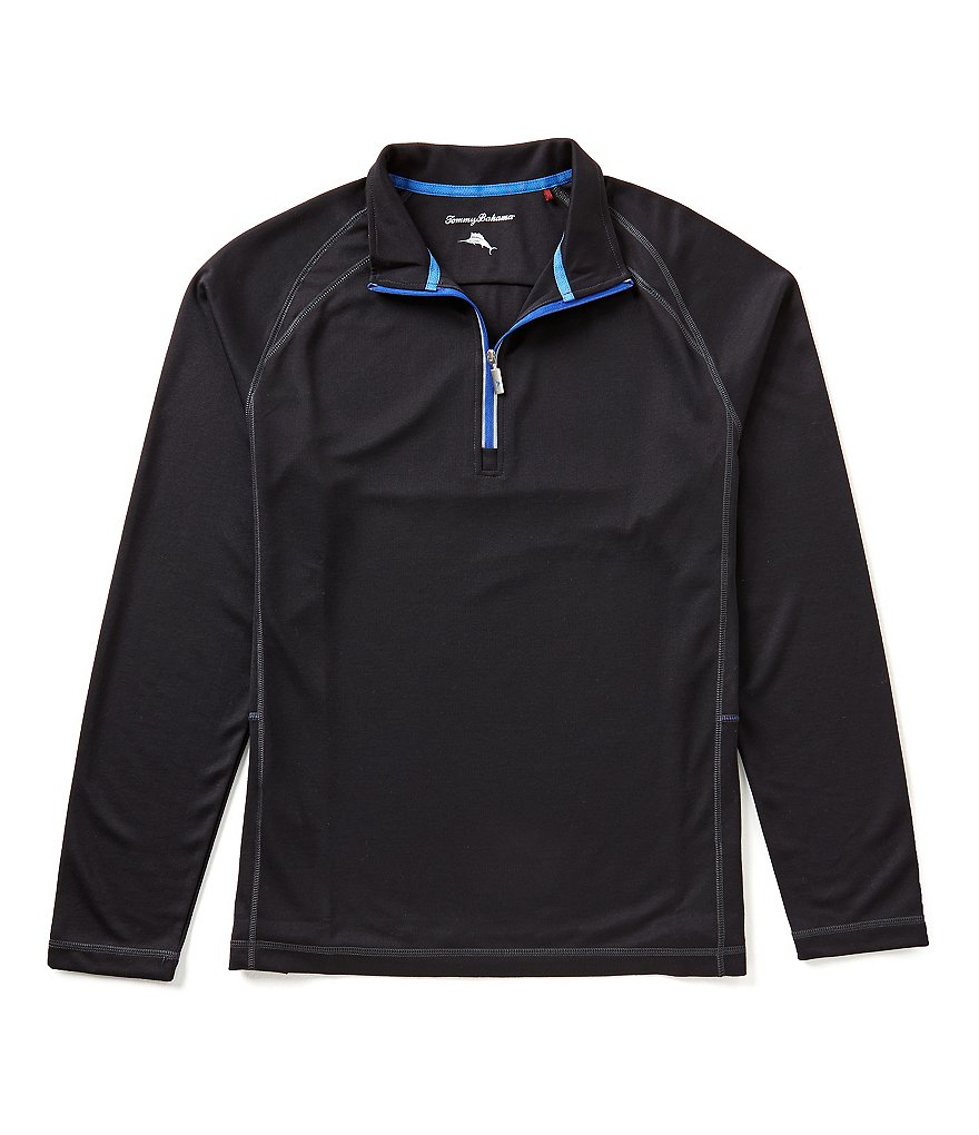 Tommy Bahama New Firewall Half-Zip Pullover