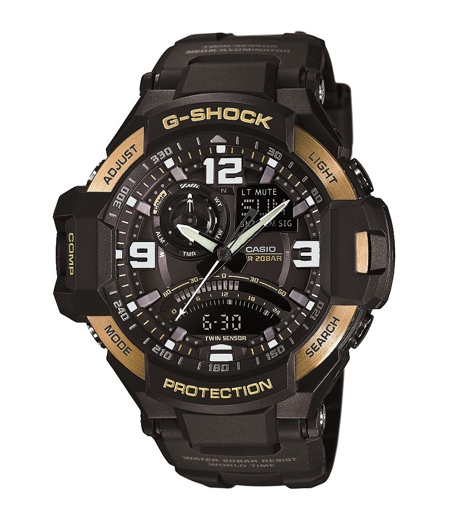 G-Shock Gravity Master Ana-Digi Watch