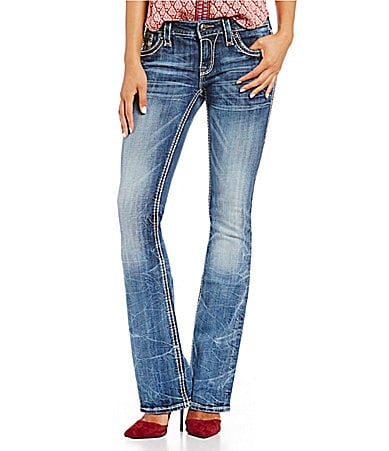 Rock Revival Very Flare Stretch Jeans