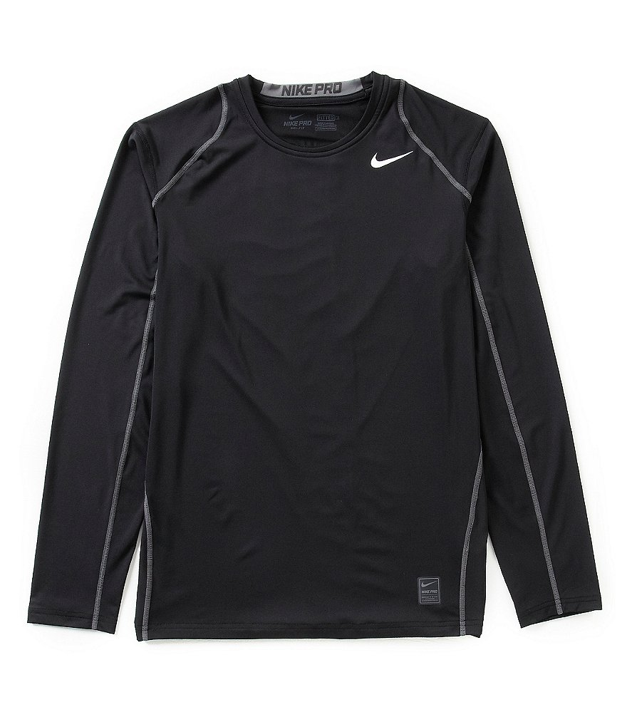 Nike Hypercool Long-Sleeve Tee