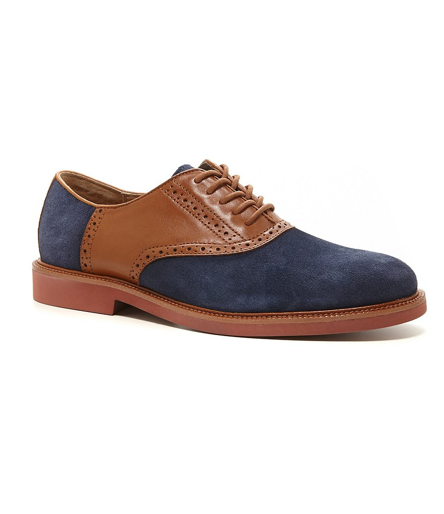 Polo Ralph Lauren Torrington Saddle Oxfords