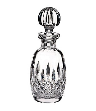 Waterford Lismore Round Crystal Decanter