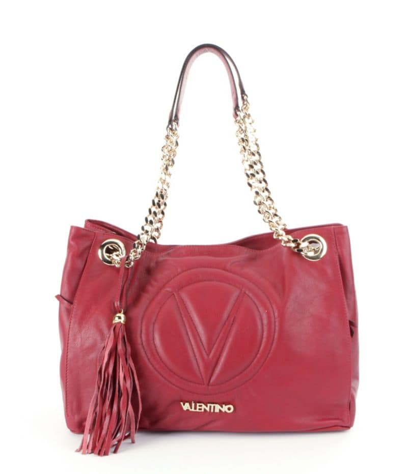 Valentino by Mario Valentino Verra Quilted Shoulder Bag