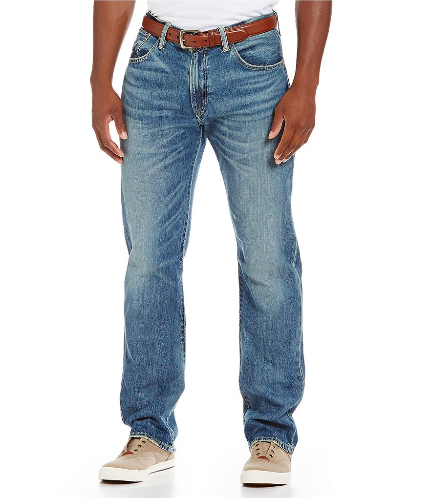 Polo Ralph Lauren Hampton Straight-Fit Lightweight Milton-Wash Jeans