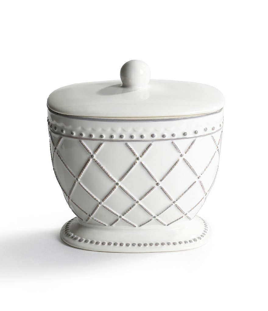 Kassatex Madeleine Cotton Jar