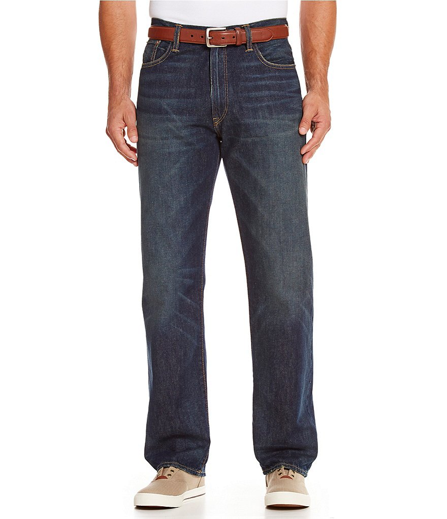 Polo Ralph Lauren Thompson Relaxed-Fit Lightweight Jeans