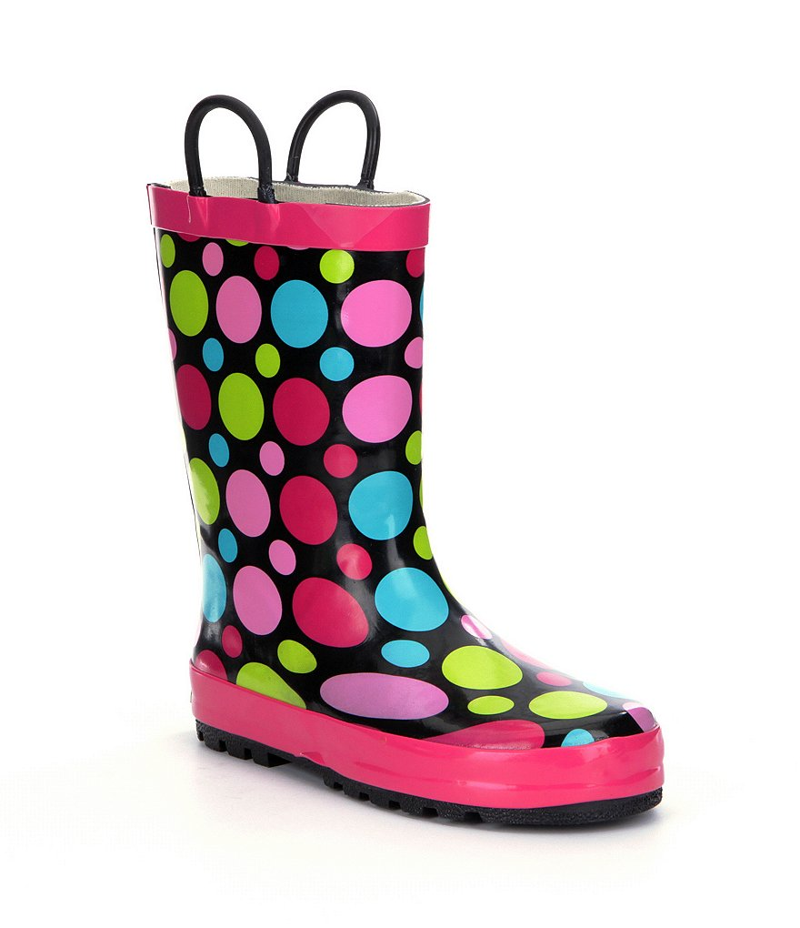 Western Chief Dot Party Girls´ Rain Boots
