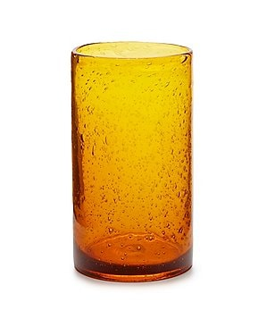 Artland Trading Inc. Hand-Blown Bubble Highball Glass