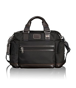 Tumi Alpha Bravo Brooks Slim Laptop Brief