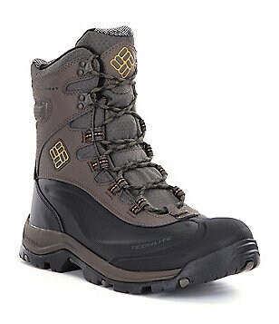 Columbia Bugaboot Plus III Omni-Heat Waterproof Cold-Weather Boots